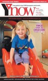 preschool programs - YMCA Buffalo Niagara
