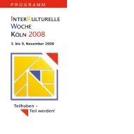 Programm IKW 08 2209.indd - AIDS-Hilfe NRW e.V.