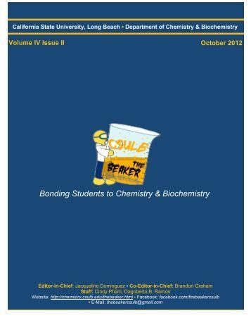 Volume 4, Issue 2 [October 2012 pdf] - California State University ...
