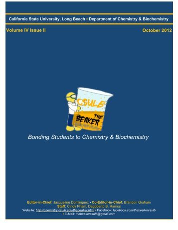 Volume 4, Issue 2 [October 2012 pdf] - California State University ...