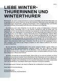 WAHLZeitUNG SP WiNteRtHUR - SP Bezirk Winterthur - Seite 3