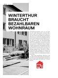 WAHLZeitUNG SP WiNteRtHUR - SP Bezirk Winterthur - Seite 4