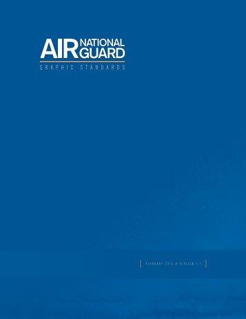 ANG Graphics Standards Manual - Air National Guard