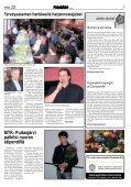 Järjestelmä Muuttuu S. 4 - Pudasjärvi-lehti ja VKK-Media Oy - Page 7