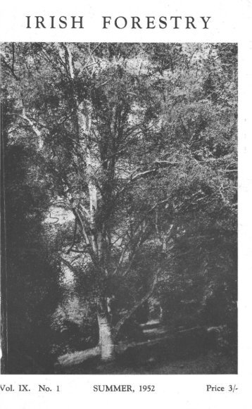 Download Full PDF - 15.78 MB - The Society of Irish Foresters
