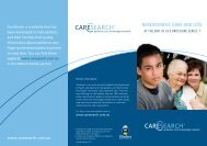 Bereavement, grief and loss - CareSearch