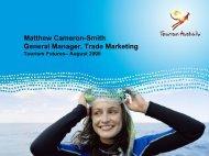 TA PowerPoint Presentation Template - Tourism Futures