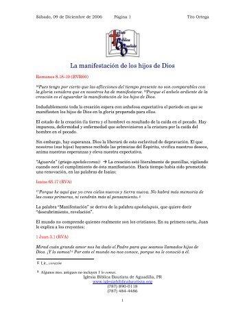 Logos Bible Study Software Template - Iglesia Biblica Bautista de ...