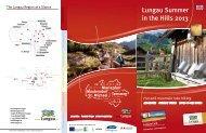 Lungau Summer in the Hills 2013 - Ferienregion Lungau