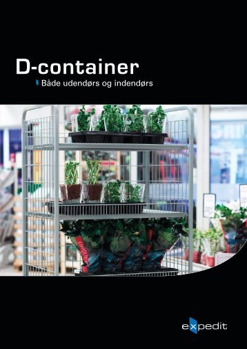 D-container - Expedit