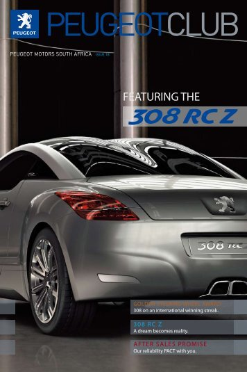 308 RC Z - Peugeot