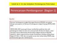Bahan Kuliah UU ke-3 - Blogs Unpad