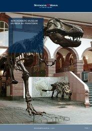 senckenberg museum - SimonsVoss technologies