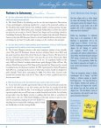 Newsletter Fall 2010 - Vatican Observatory - Page 5