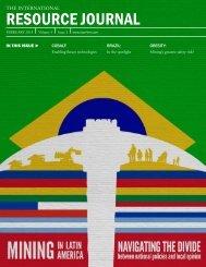 106 - The International Resource Journal