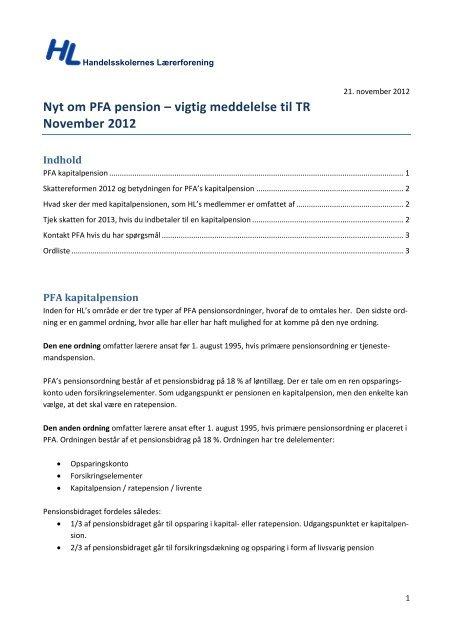 pdf, 650 KB - Handelsskolernes Lærerforening