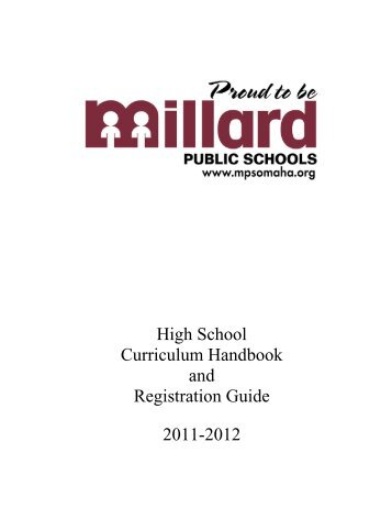 Millard Public Schools - Millard North High School