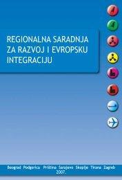 Regionalna saradnja za razvoj i evropsku integraciju