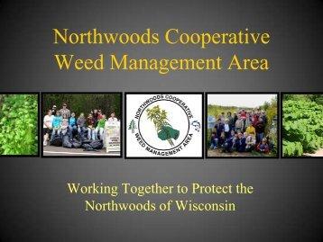 Northwoods CWMA