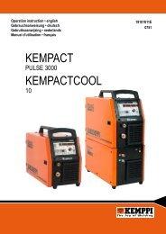 KEMPACT KEMPACTCooL - ARC-H Welding sro