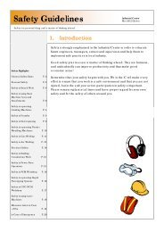 ACT20120329 IC Training – Safety Booklet