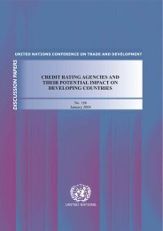 credit rating agencies and their potential impact on ... - Unctad