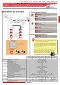 Tableaux et coffrets d'alarme de Type 4 - Page 2