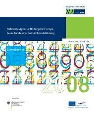 Nationale Agentur Bildung für Europa beim ... - NA-BIBB