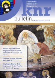 nr 1 KNR bulletin_mrt 2015-WEB