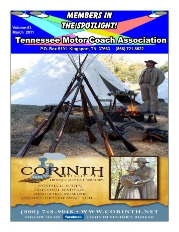 March Sotlight.pdf - Tennessee Motor Coach Association