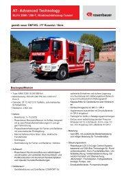 AT - Rosenbauer International AG