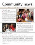 Investing in research for a brighter tomorrow - Société Canadienne ... - Page 6