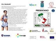 MARATRENTA - ASD Atletica Rotaliana