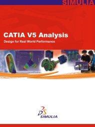 CATIA V5 Analysis - PLM