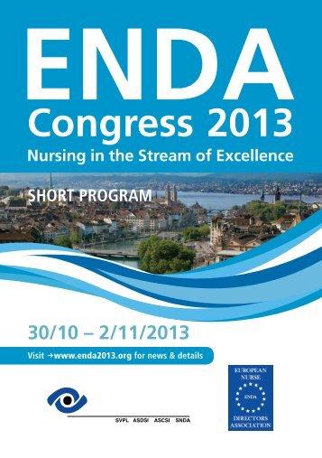 download - ENDA Congress 2013!