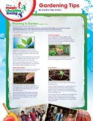 Gardening Tips - Go.com