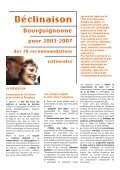 Éditorial - ORS Bourgogne - Page 6