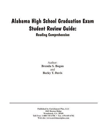 Reading Comprehension - Enrichment Plus