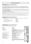 INSTALLATION AND OPERATION MANUAL - Page 4