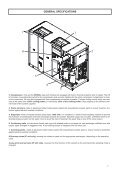 INSTALLATION AND OPERATION MANUAL - Page 7