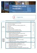 FORMATION SOFIA Module SP0 - IRSN - Page 2