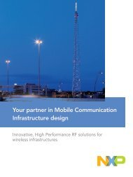 Your partner in Mobile Communication Infrastructure design - RfMW