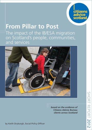Download Publication - Citizens Advice Scotland