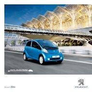 100% ELEKTRISK - Peugeot