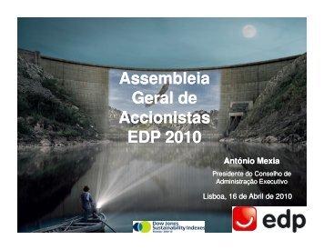 ebitda edp – 2009