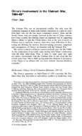 China's Involvement in the Vietnam War, 1964-69* Chen Jian - Page 2