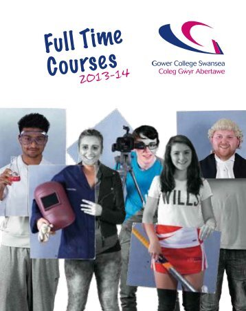 English - Gower College Swansea