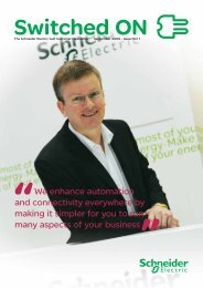 Switched ON issue 11 - Schneider Electric