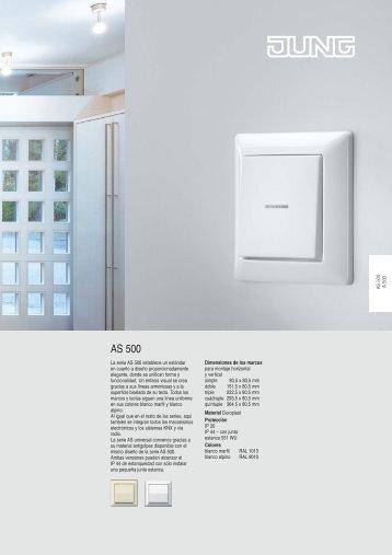 serie AS 500 - Jungiberica.net