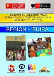 gobierno regional henry FINAL - La Educación Básica Regular - EBR